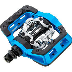 DMR V-Twin Pedale blue